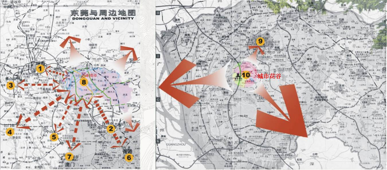 策划报告资料库 城市花谷 > 城市花谷  东莞市位于广东省中南部,珠江